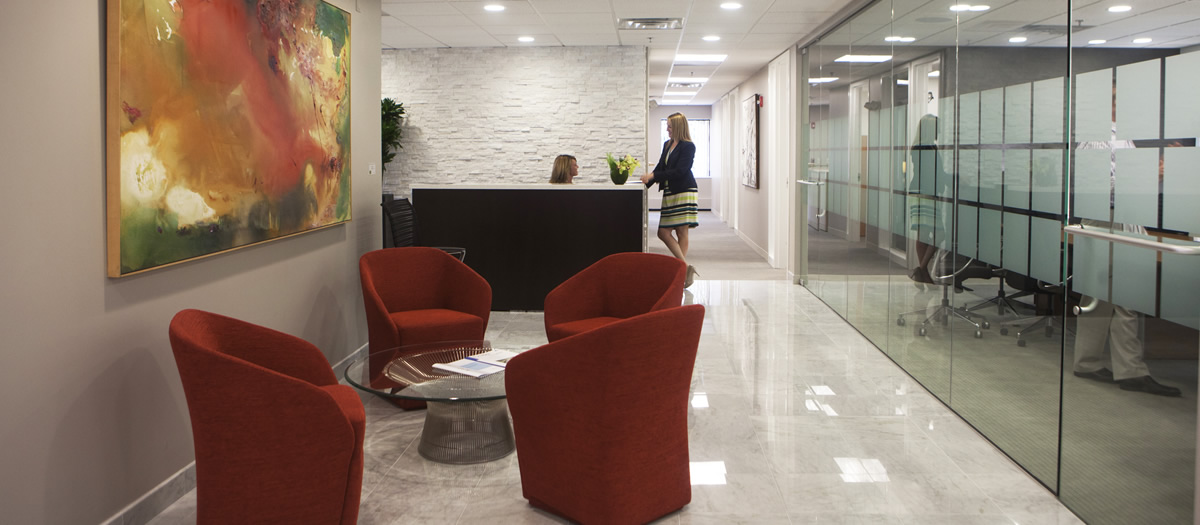 header space commercial office